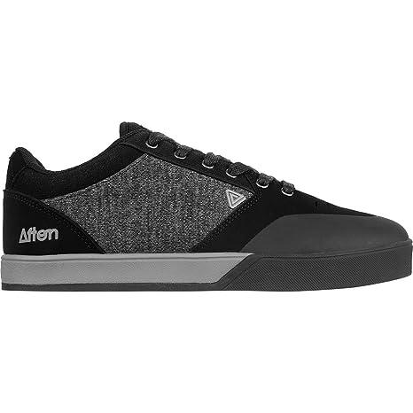 Afton Shoes Keegan Flatpedal Shoes Men BlackHeathered 2019