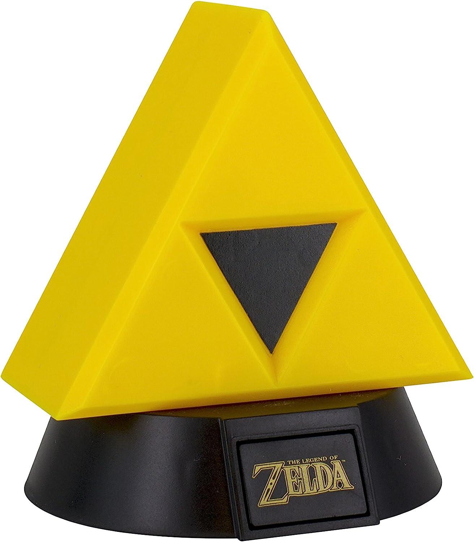 Paladone Nintendo Officially Licensed Merchandise - The Legend of Zelda Triforce 3D Light