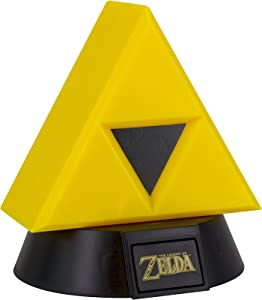 Paladone Nintendo Officially Licensed Merchandise - The Legend of Zelda Triforce 3D Light