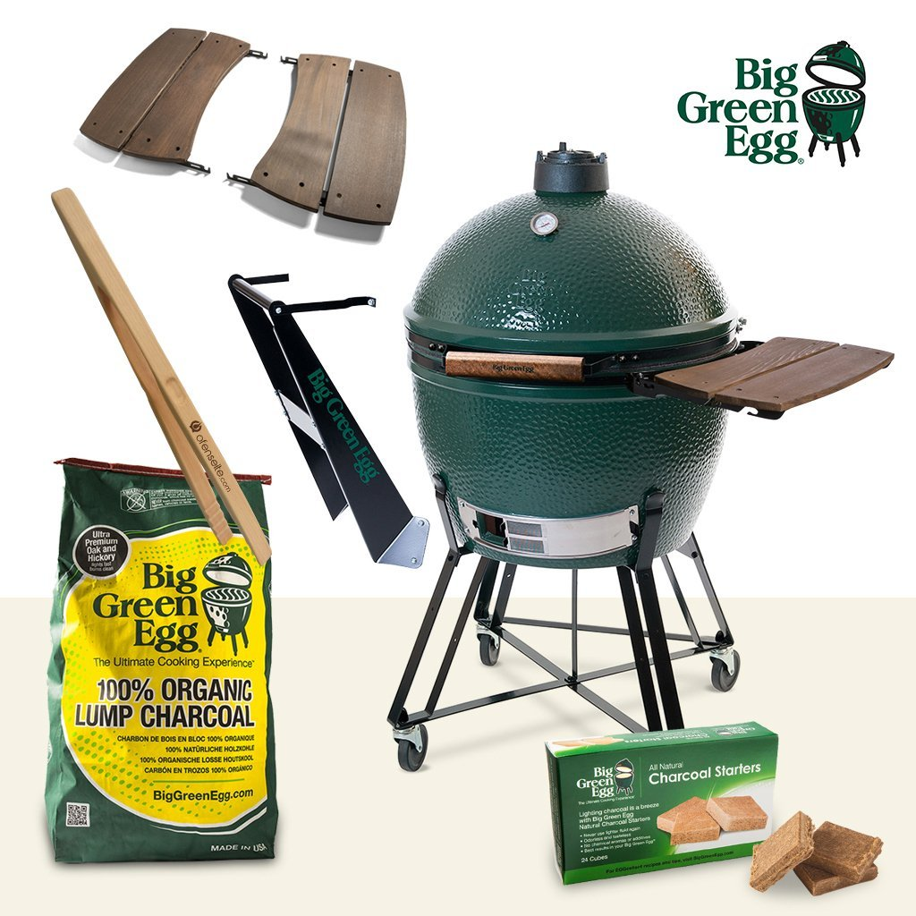 Komplettset Big Green Egg XLarge