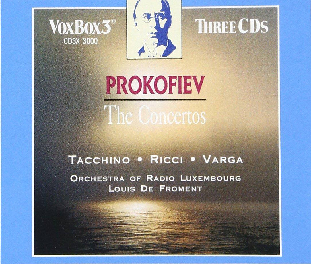 Prokofiev: The Concertos