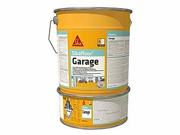 Sikafloor Garage Peinture De Sol Intérieur Spécial Garage 6kg