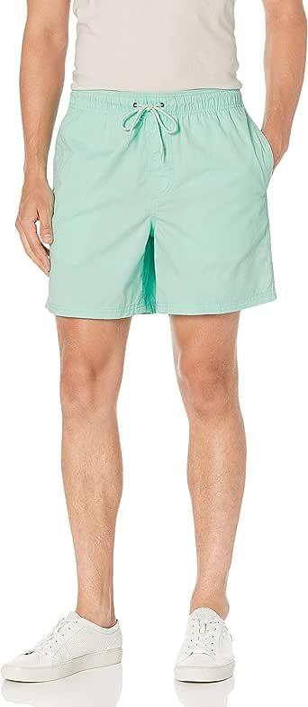 "Amazon Essentials Men's 6"" Inseam Drawstring Walk Short"