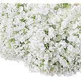 Bringsine Baby Breath Gypsophila Wedding Decoration White Colour Pu Flowers 30 Pieces /lot