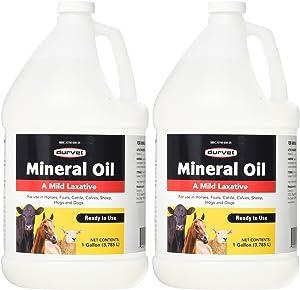 (2 Pack) Mineral Oil 1 Gallon Each