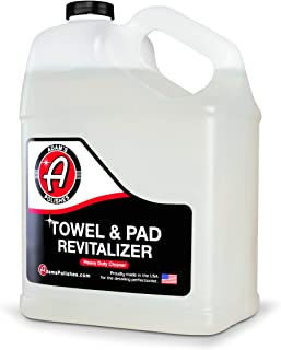 product image for Adam's Microfiber Towel & Pad Cleaner - Keep Your Detailing Cloths, Applicators, Pads Bright and Soft to Ensure a Scratch Free Surface - Tough on Grime, Gentle on Microfiber & Pads (Gallon)