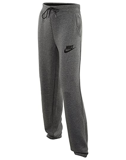 010 Black M Sweat Ankle Nike 828603 Womens Elastic Fleece Pants 7fxzqFB