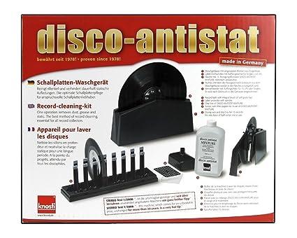 KNOSTI 1300001 Disco de Antis adhesivo de tocadiscos lavadora ...