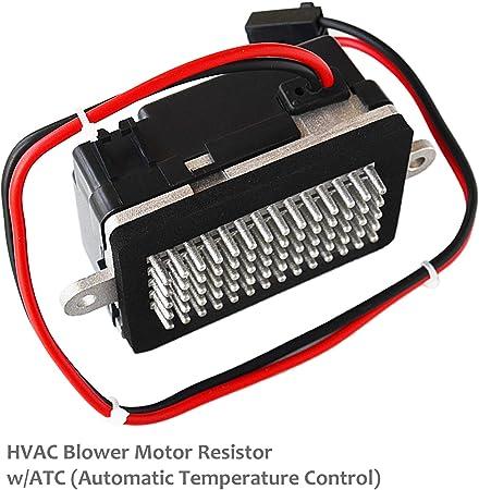 FOR Jeep 5012699AA,RU-358 5012699 AIRCON HEATER FAN RESISTOR