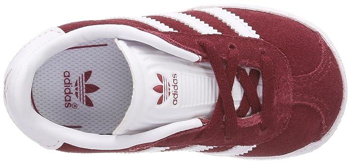 reputable site 4a958 a0f49 adidas Gazelle I, Chaussons Mixte bébé Amazon.fr Chaussures