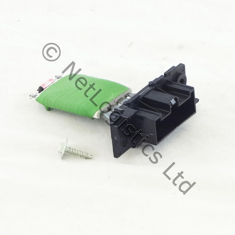 Fiat Genuine Punto 2012+ Grande Punto 2005-2012 Punto Evo 09-11 Heater Resistor