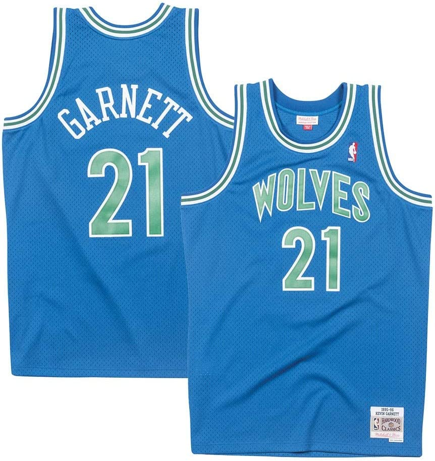 timberwolves jersey