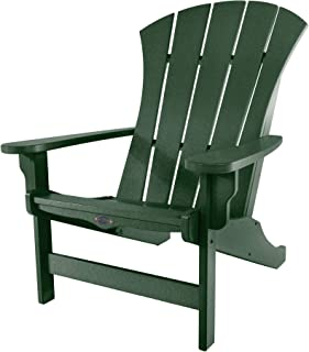 product image for Nags Head Hammocks Sunrise Adirondack Chair, Forest Green