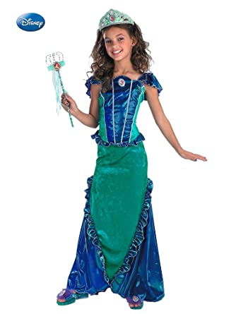 Child Ariel Deluxe Costume - Small 4-6  sc 1 st  Amazon.com : ariel adult halloween costume  - Germanpascual.Com