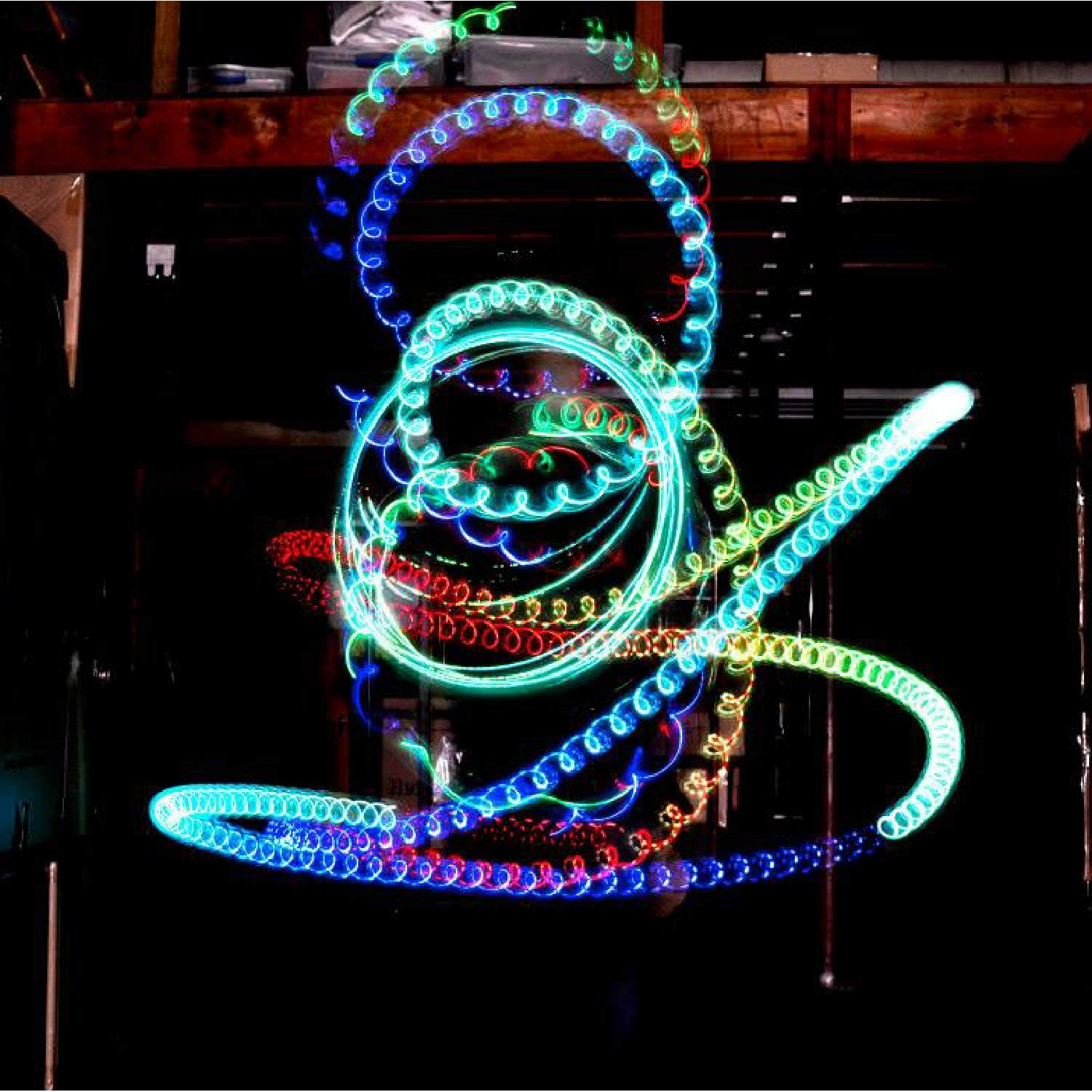 Yomega Spectrum – Light up Fireball Transaxle YoYo with LED Lights for Intermediate, Advanced and Pro Level String Trick Play + Extra 2 Strings & 3 Month Warranty (Blue) by Yomega (Image #6)