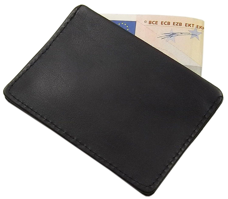 Tarjetero para tarjeta de crédito en el color de negro