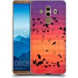 Official Spires Desperate Dusk Fades Hard Back Case Compatible for Huawei Mate 10 Pro