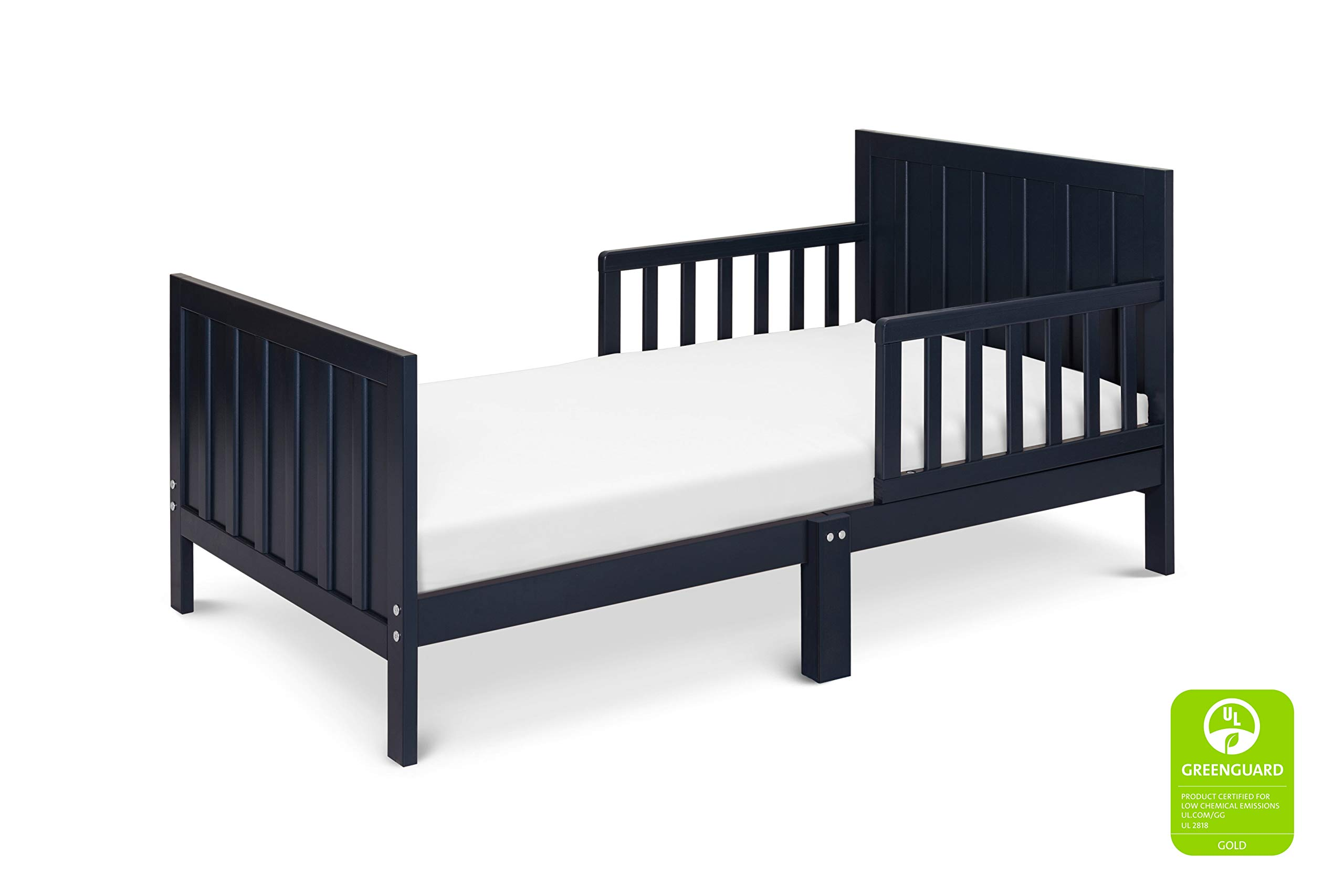 Carter's by DaVinci Benji Toddler Bed, Navy Blue by Carter's by DaVinci