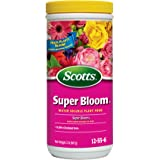 Scotts 110500 Super Bloom Water Soluble Plant Food, 2-Pound