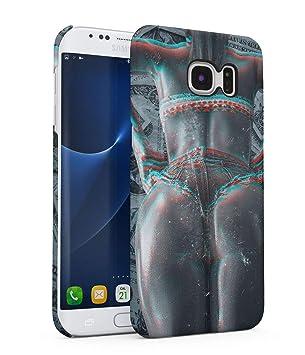 coque samsung s6 holographique