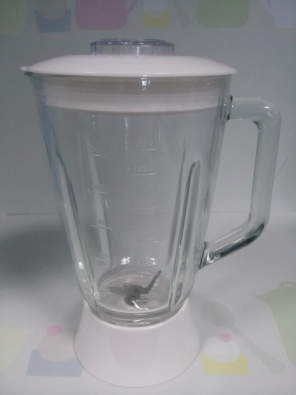 Ariete frullatore caraffa vetro lama coperchio giunto perno robot Robomix 1783