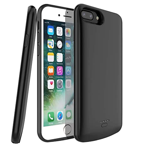 Amazon.com: Funda de batería para iPhone 6 Plus / 6s Plus ...