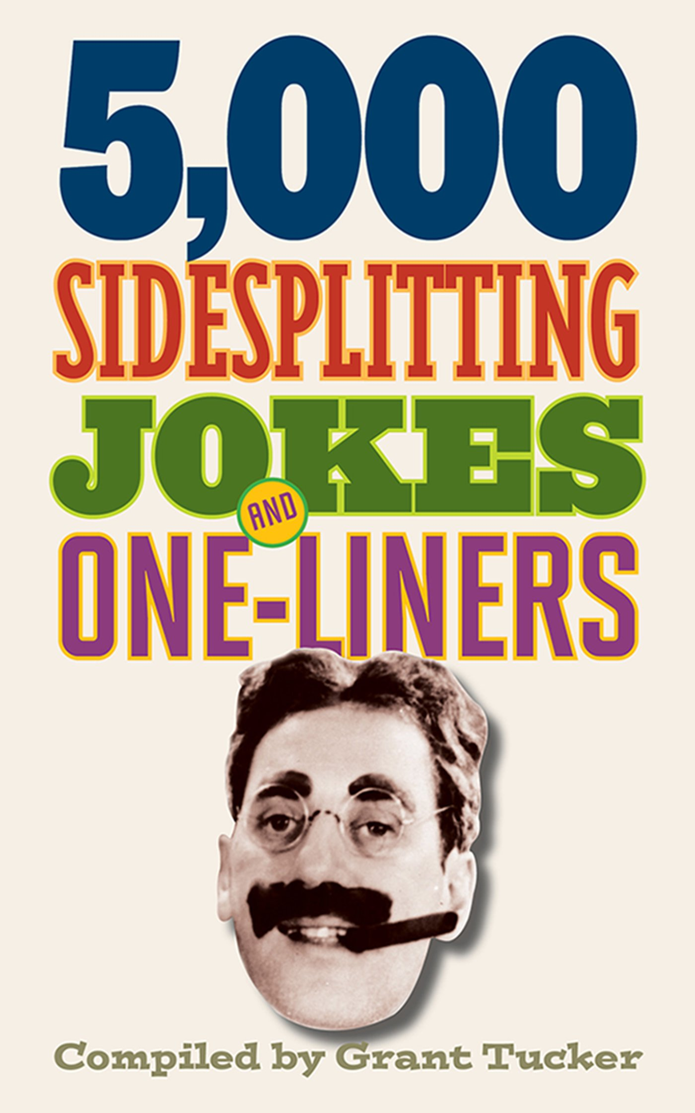 5,000 Sidesplitting Jokes and One-Liners by Skyhorse Publishing