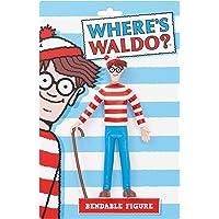 NJ Croce Waldo? bendable figür oyuncak resim
