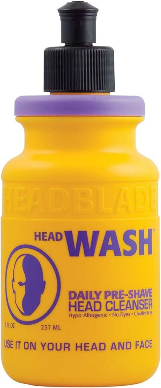 Headblade Headwash Cleanser 8 Oz by Headblade: Amazon.es: Belleza