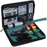 Vktech 11 in 1 Professional Network Computer Maintenance Repair Tool Kit Toolbox