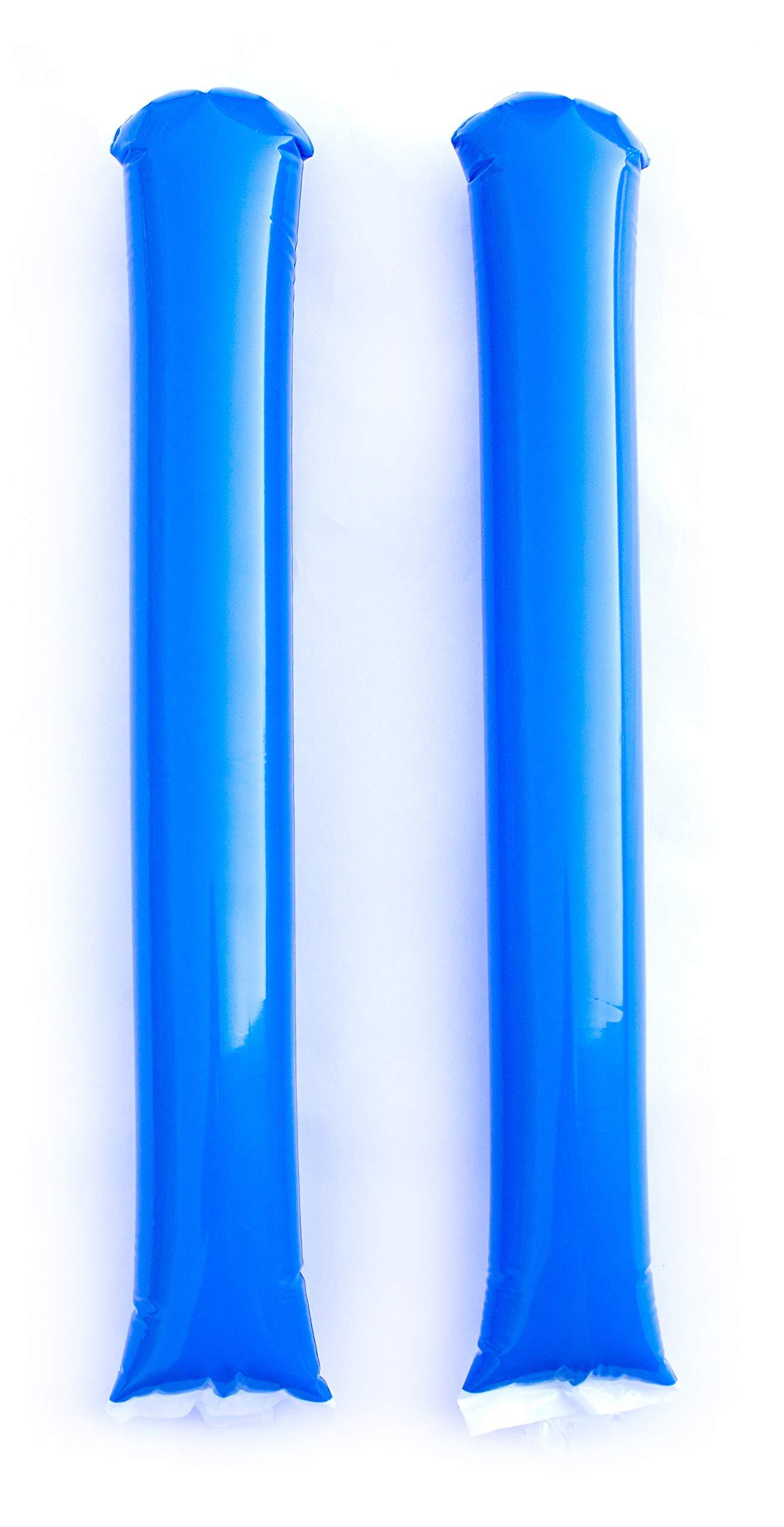 Promote Your Team Spirit Sticks Royal Blue - 50 Pairs