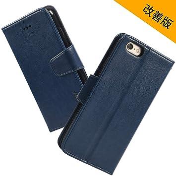 33e46a0c84 iPhone 6s ケース 手帳型 iPhone 6 ケース スマホケース iPhone 6/6s ストラップ付き スタンド