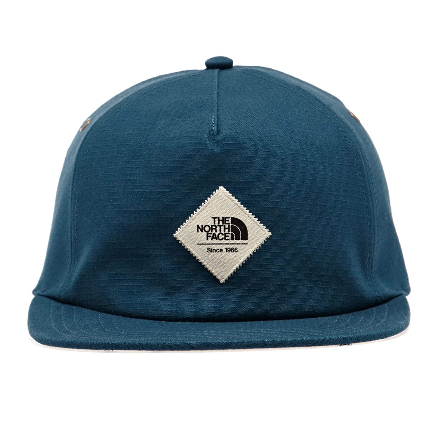 The North Face Juniper Crush Cap Gorra Plegable, Hombre, Blue Wing Teal, One Size: Amazon.es: Deportes y aire libre