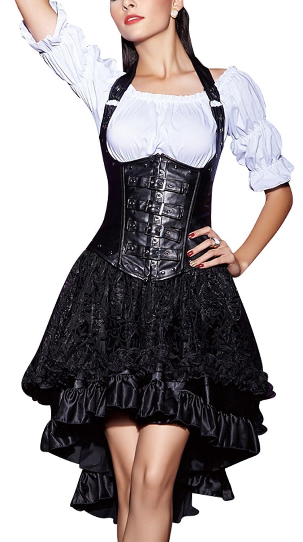 Großartig Gothic Cocktailkleid Bilder - Hochzeit Kleid Stile Ideen ...