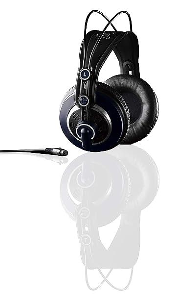 AKG K240 Studio MK II Channel Studio Headphones (Black)