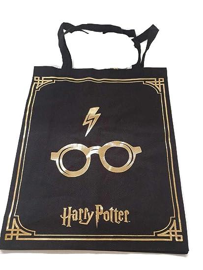 Harry Potter Oficial Bolsa Mujer Bolsa Lona Reutilizable ...
