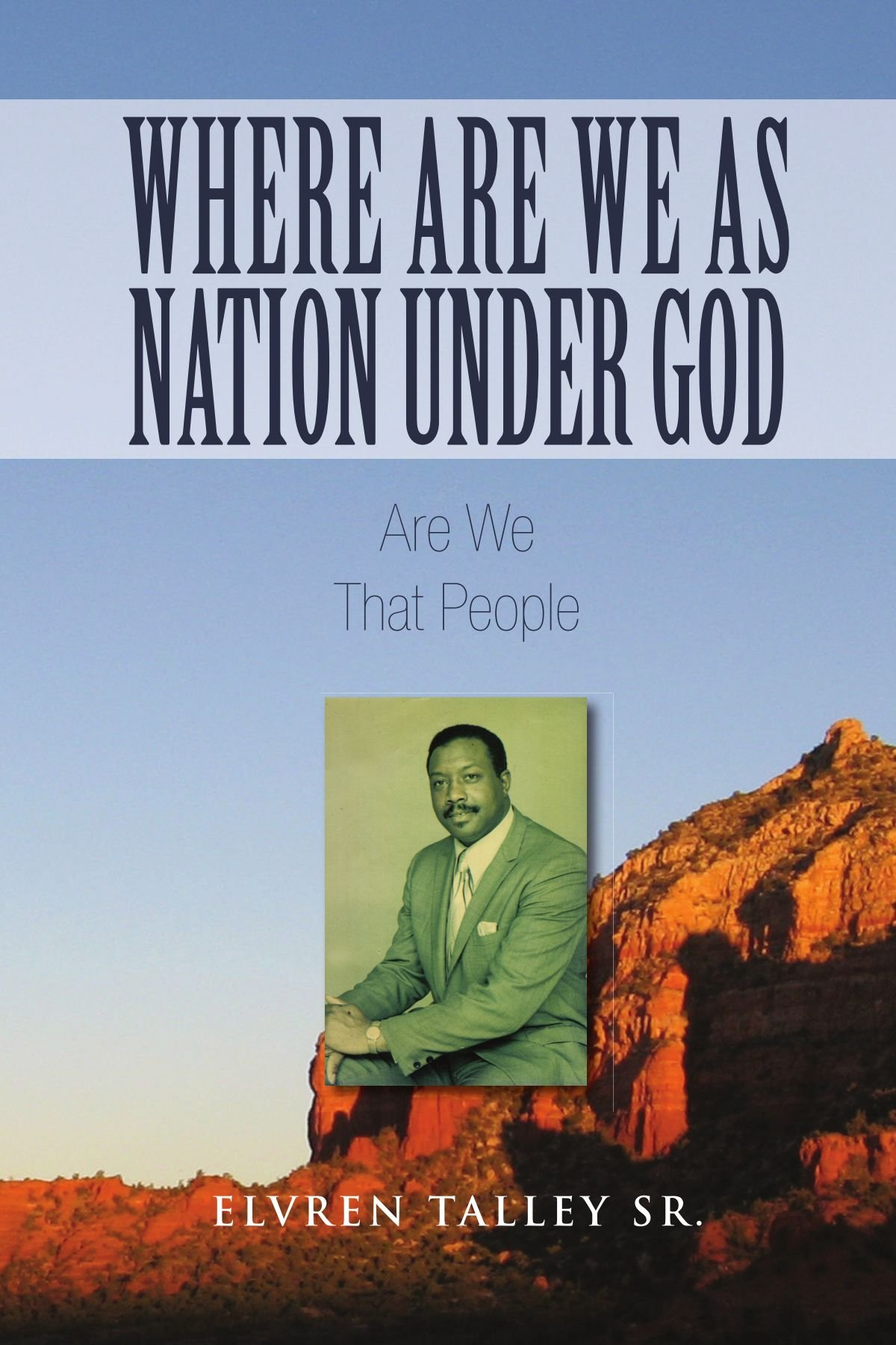 Download Where are We As Nation Under God: Are We That People pdf