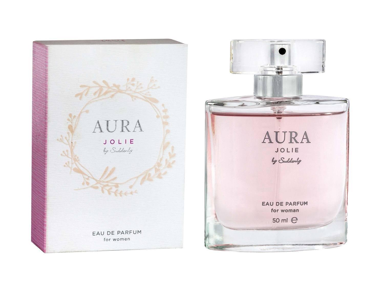 Aura Jolie By Suddenly Eau De Perfume For Women 50ml 17floz
