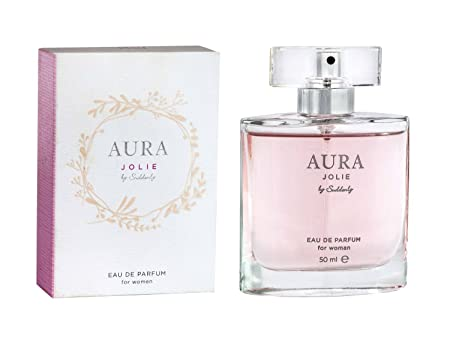 AURA JOLIE by Suddenly Eau de Perfume para Mujer 50 ml 1.7fl.Oz: Amazon.es: Belleza
