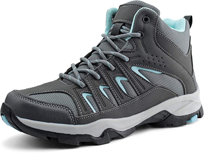 Top 10 Best Hiking Boots for Wide Feet Women's 8