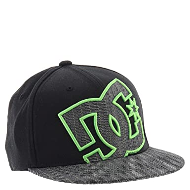 ecb9063fd72 Amazon.com  DC Apparel Big Boys  Ya Heard 2-BYS Hat