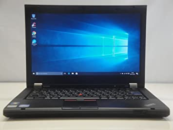 Lenovo ThinkPad T420 Laptop i5-2520M Core i5 (2nd Generation) 2 5 Ghz 8GB  RAM 128Gb SSD Wifi DVDrw Windows 10 Home 64 Bit
