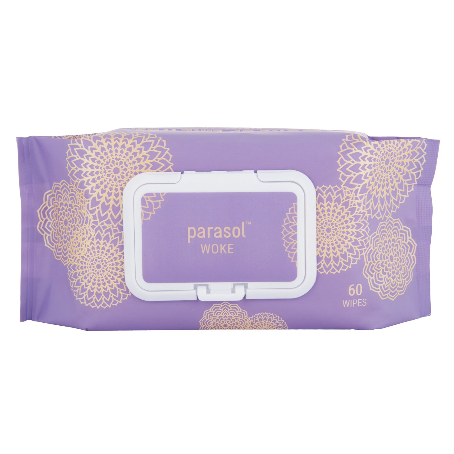 Parasol Baby Wipes, Hypoallergenic, Chlorine Free, Sensitive Skin Safe, Ultra Soft, Ultra Strong - Premium Quality, Thick, Full Size, Woke Wipe Collection, 600 Count Parasol Co. (HPC)