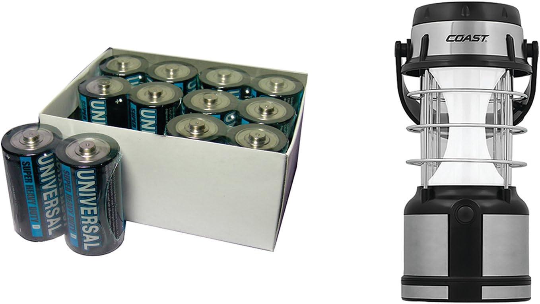 Coast 460 Lm Lantern /& Battery Bundle