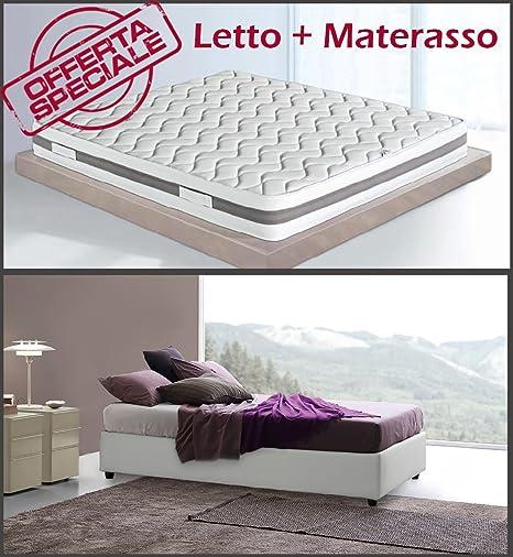 Sararreda Promozione Golden Relax Letto Contenitore Sommier Una ...
