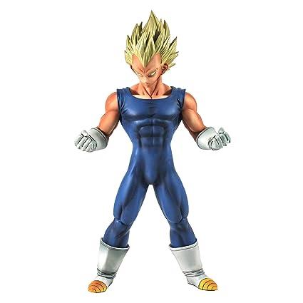 Banpresto Dragon Ball Z Master Stars Piece 10 Super Saiyan Vegeta Figure