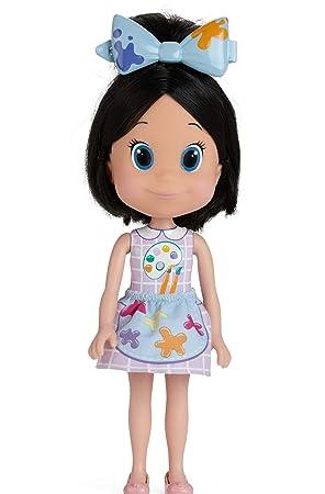 Cleo y Cuquin Muñeca Pintora, (Mattel GDG73)