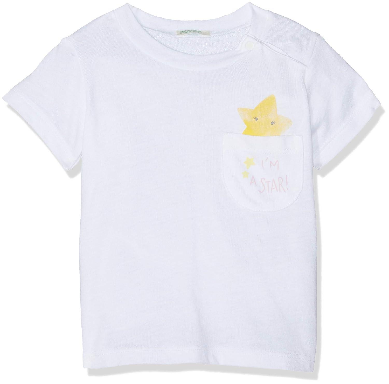 United Colors of Benetton T-Shirt Camiseta para Beb/és