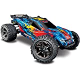 Rustler 4X4 VXL: 1/10 Scale Stadium Truck with TQi Traxxas Link Enabled 2.4