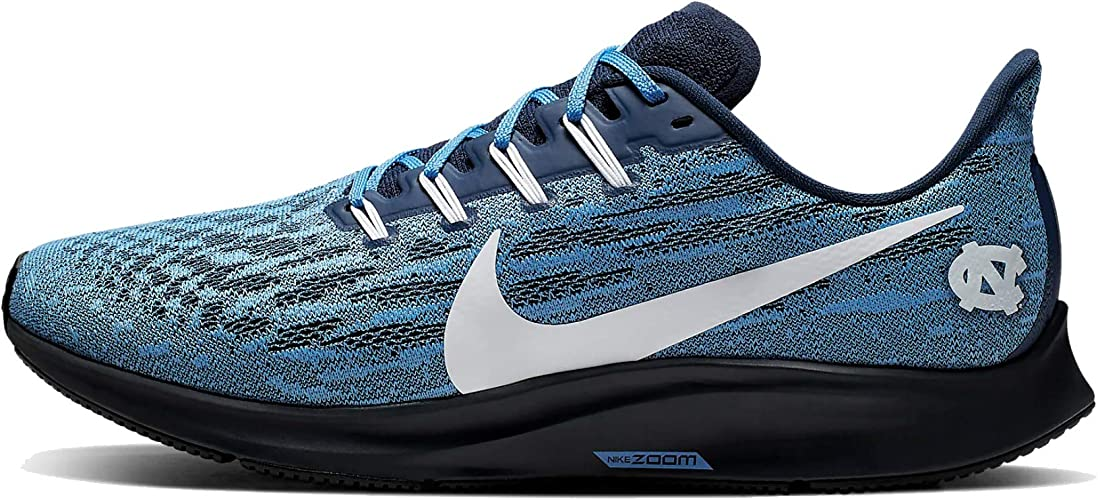 Amazon.com: Nike Air Zoom Pegasus 36 UNC Hombres Ci2084-400 ...
